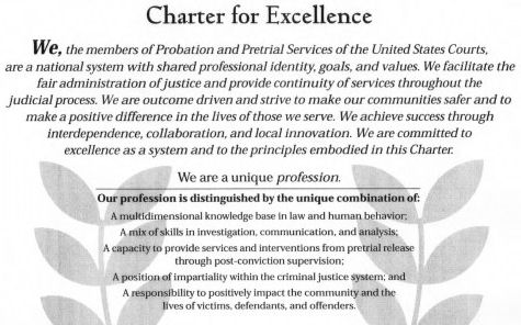 Charter For Excellence
